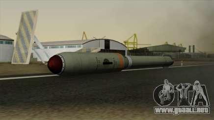Homing Missile para GTA San Andreas