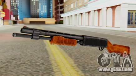 Xshotgun escopeta de Bomba para GTA San Andreas