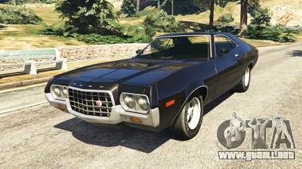 Ford Gran Torino Sport 1972 [Beta] para GTA 5