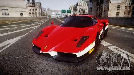 Ferrari Enzo 2002 [EPM] Scuderia Ferrari para GTA 4