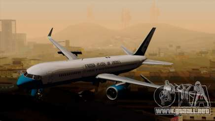 Boeing C-32 Air Force Two para GTA San Andreas