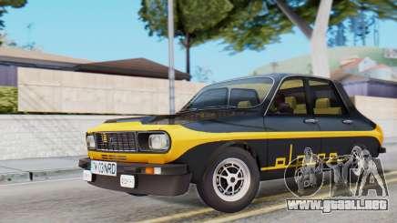 Renault 12 Alpine para GTA San Andreas