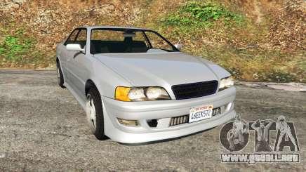 Toyota Chaser 1999 v0.3 para GTA 5
