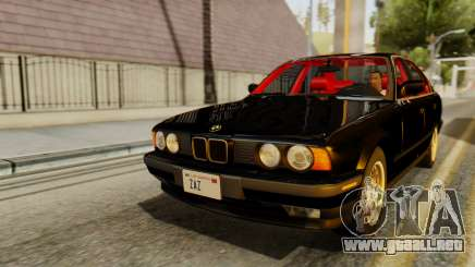 BMW 535i E34 1993 para GTA San Andreas