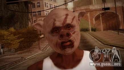Cerdo Zombie para GTA San Andreas