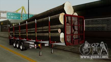 Trailer Fliegl v1 para GTA San Andreas