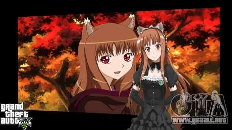 GTA 5 Spice & Wolf Theme segunda captura de pantalla