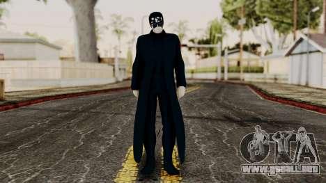 Krrish para GTA San Andreas segunda pantalla