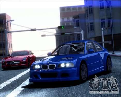 Queenshit Graphic 2015 v1.0 para GTA San Andreas tercera pantalla