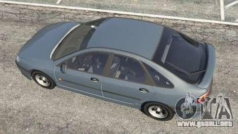 GTA 5 Renault Laguna I Phase II vista trasera