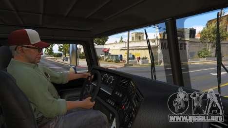 GTA 5 Passenger Button quinta captura de pantalla