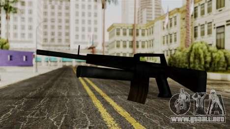 M16 from Delta Force para GTA San Andreas