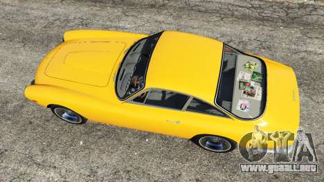 GTA 5 Ferrari 250 GT Berlinetta Lusso 1962 [Beta] vista trasera