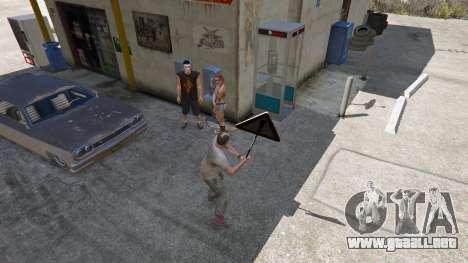 GTA 5 Las señales de la carretera cuarto captura de pantalla