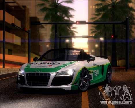 Queenshit Graphic 2015 v1.0 para GTA San Andreas séptima pantalla