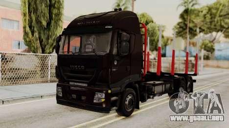 Iveco Truck from ETS 2 v2 para GTA San Andreas