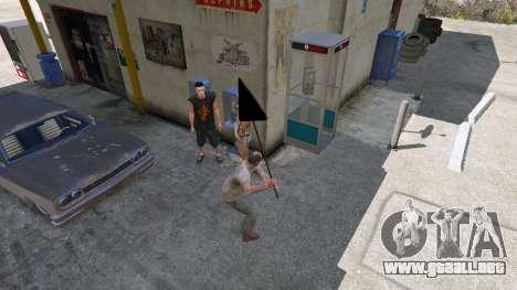 GTA 5 Las señales de la carretera quinta captura de pantalla