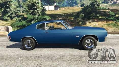 Chevrolet Chevelle SS 1970 v0.1 [Beta] para GTA 5