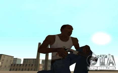 Asiimov Weapon Pack v2 para GTA San Andreas segunda pantalla