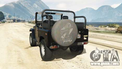 Toyota Land Cruiser (J40) 1978 [Beta 3b] para GTA 5