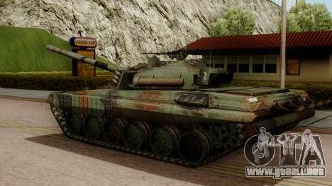 PT-91A Twardy para GTA San Andreas left