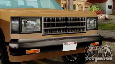 Landstalker from Vice City IVF para la visión correcta GTA San Andreas