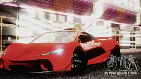 TASTY ENBSeries 0.248 para GTA San Andreas octavo de pantalla
