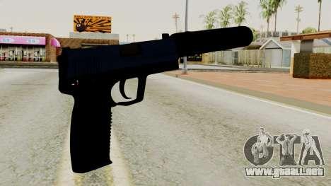 USP-S Guardian para GTA San Andreas segunda pantalla