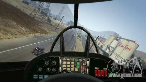 GTA 5 Mi 24 octavo captura de pantalla
