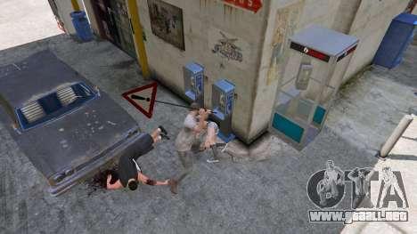 GTA 5 Las señales de la carretera sexta captura de pantalla
