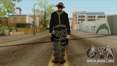Autodefensa v2 para GTA San Andreas tercera pantalla