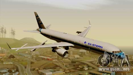Boeing 757-200 Eastern Air Lines para GTA San Andreas