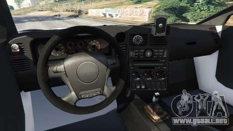 GTA 5 Arrinera Hussarya v0.7 vista lateral trasera derecha