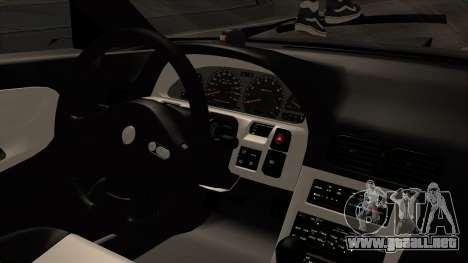 Nissan 240SX HQ para la visión correcta GTA San Andreas