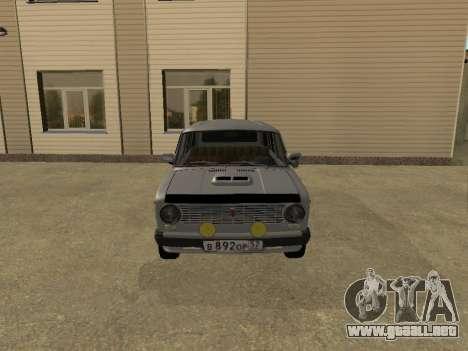 VAZ 2102 para la visión correcta GTA San Andreas