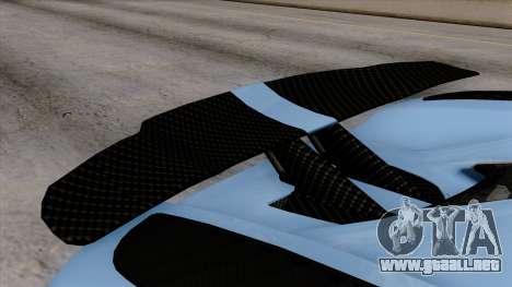 Koenigsegg Agera R 2014 Carbon Wheels para la visión correcta GTA San Andreas