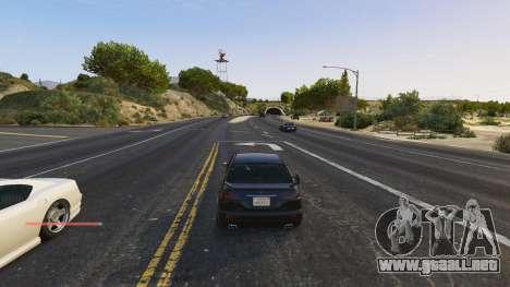 GTA 5 Sobrecalentamiento del motor tercera captura de pantalla