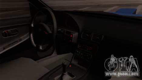 Nissan 180SX Street para la visión correcta GTA San Andreas