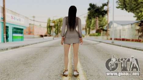 Kokoro Business Suit para GTA San Andreas tercera pantalla