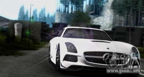 Masayume ENB V1 para GTA San Andreas tercera pantalla