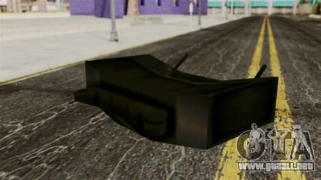 Claymore Mine from Delta Force para GTA San Andreas segunda pantalla