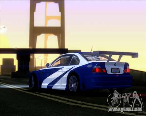 Queenshit Graphic 2015 v1.0 para GTA San Andreas novena de pantalla