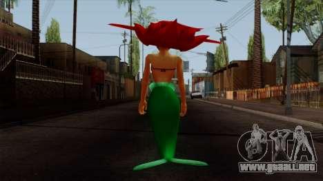 Ariel Human para GTA San Andreas tercera pantalla