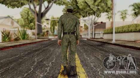 Aviador de la fuerza aérea para GTA San Andreas tercera pantalla