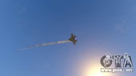 GTA 5 F-35B Lightning II (VTOL) décima captura de pantalla