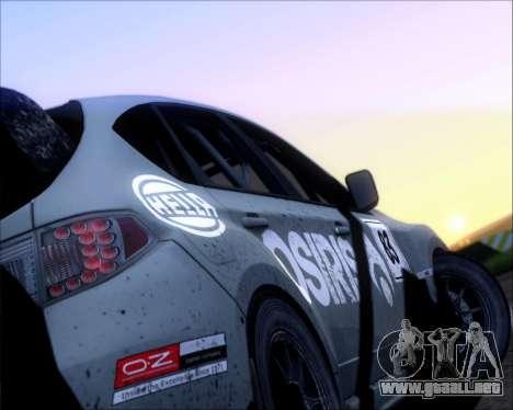 Queenshit Graphic 2015 v1.0 para GTA San Andreas sexta pantalla