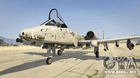 GTA 5 A-10A Thunderbolt II 1.1