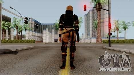 Ves from Witcher 2 para GTA San Andreas tercera pantalla