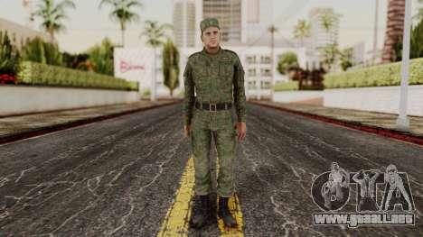 Aviador de la fuerza aérea para GTA San Andreas segunda pantalla