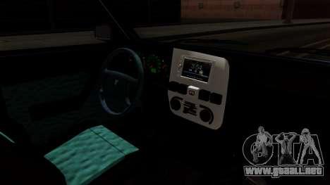 B. O. Tofaş De Calidad De La Construcción para la visión correcta GTA San Andreas